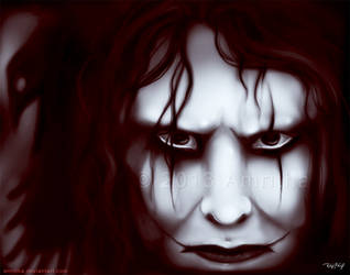 The Crow by Amritha