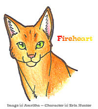 Fireheart by Amritha