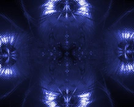 Confluence - Blue