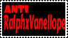 RQ:Anti RalphxVanellope Stamp by LooneyArtist