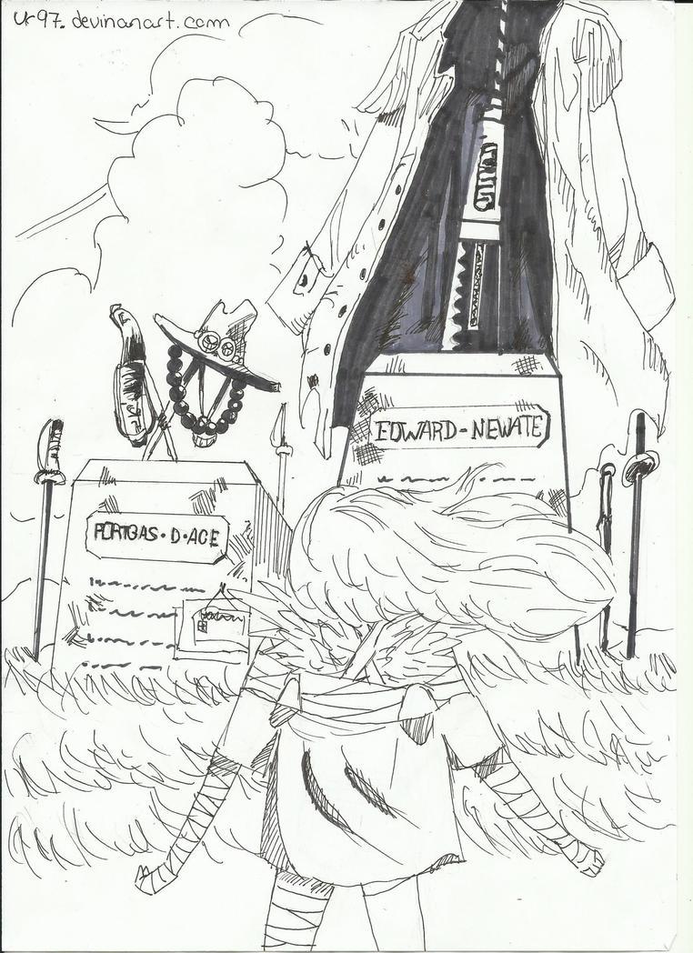 One Piece [OC] Siempre en la memoria. by Ur97