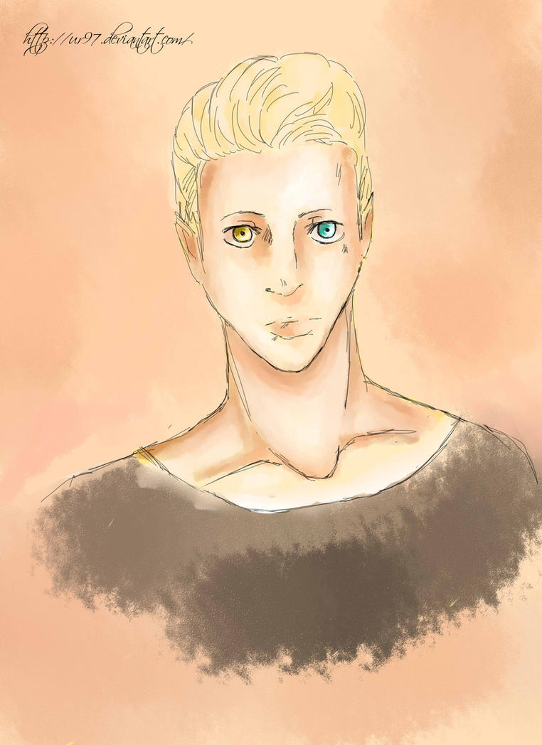 Mark Anthony Blackthorn by Ur97