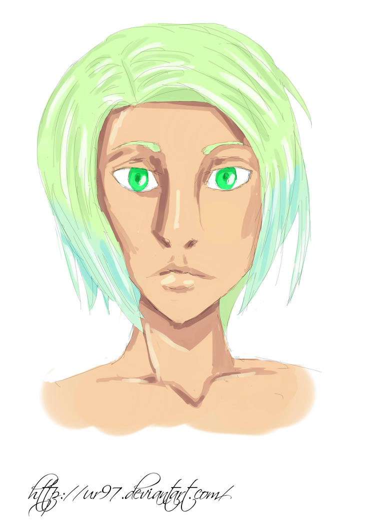 Green by Ur97