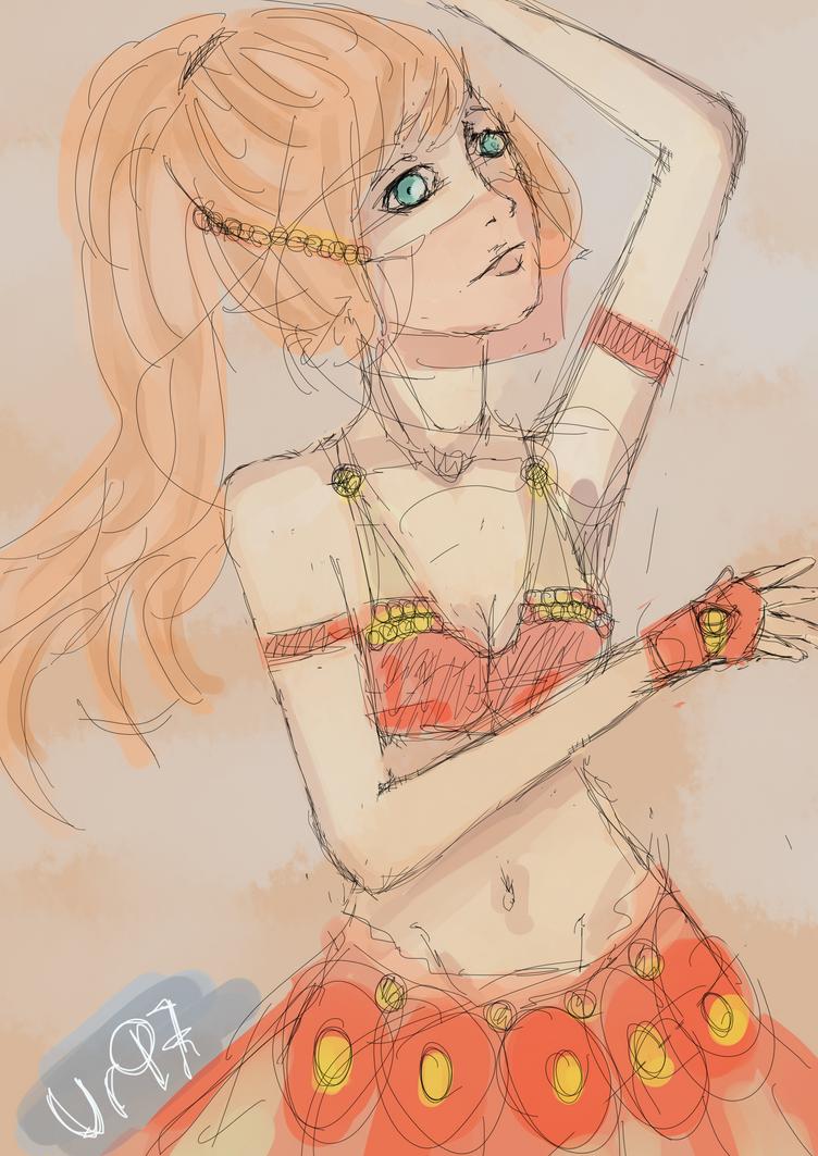 Bailarina by Ur97