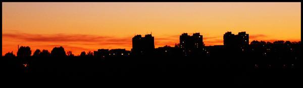 Sunset 3 by astonmarcin