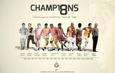 Galatasaray - CHAMP18NS