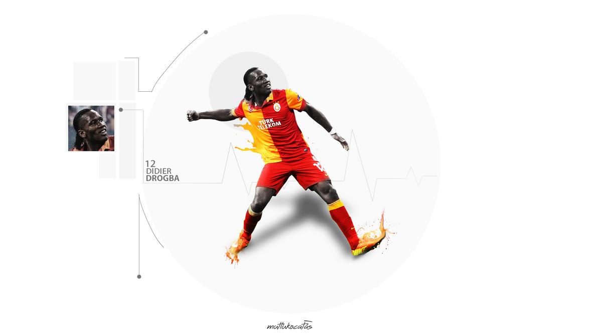 Didier Drogba by mutlukocatas