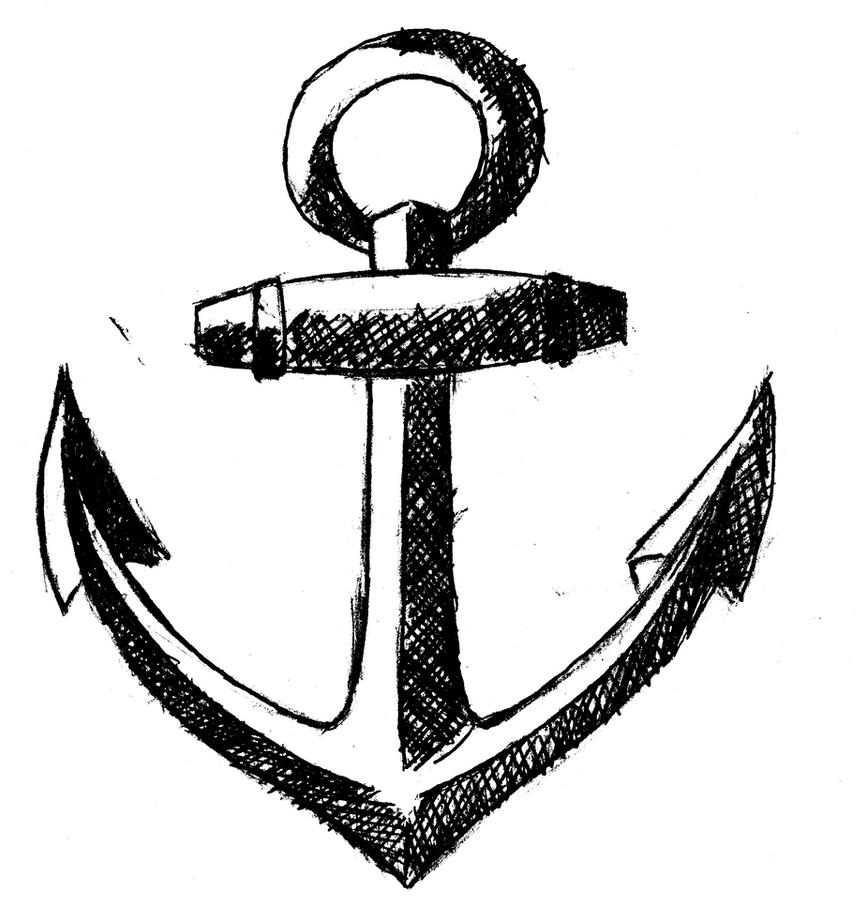 Anchor by selfesteampunk