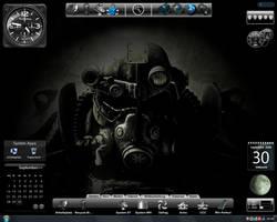My Desktop for October