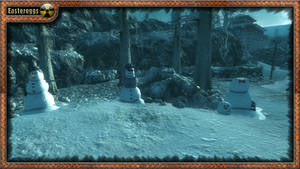 Fallout 3 Snowman