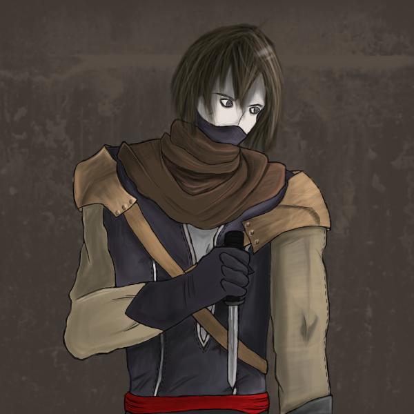 Assassin DND By Fallen-Remnant On DeviantArt