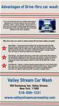 drive-thru car wash in valley stream NY