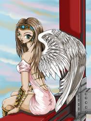 Arch Angel Julia by deonstyn
