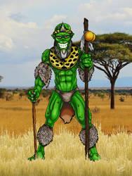 Re-draw my art - Khumalo