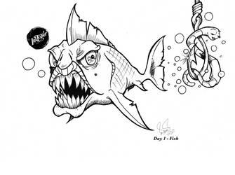 Day 1 - Fish