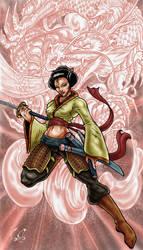 Dragon Samurai - Lin Quinn