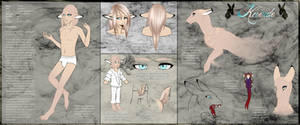 +Kiraide+ Ref by Vampyra-Drake