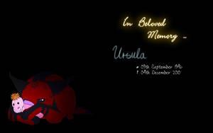 .: In Memory :. by Vampyra-Drake