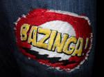Bazinga Patch by burningroses3233