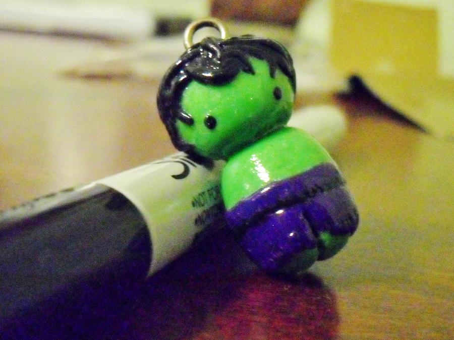 Hulk Chibi Hulk Chibi by Burningroses3233