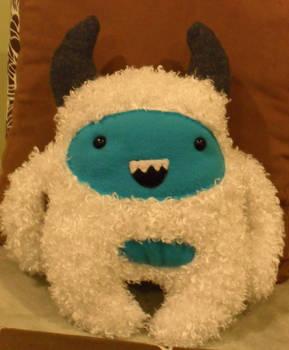 Yeti Pillow!!