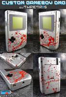 Bleeding Robot gameboy 2 by Thretris