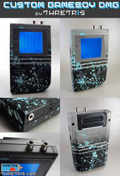 Custom Gameboy Kool Lines by Thretris
