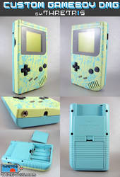 Custom Gameboy AquaBoy