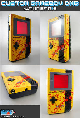 Play It Loud Kill Bill Gameboy