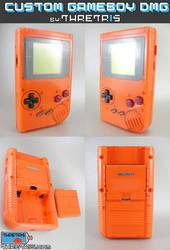 Inside Out Orange Gameboy