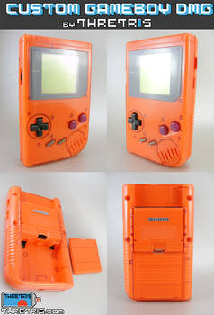 Inside Out Orange Gameboy