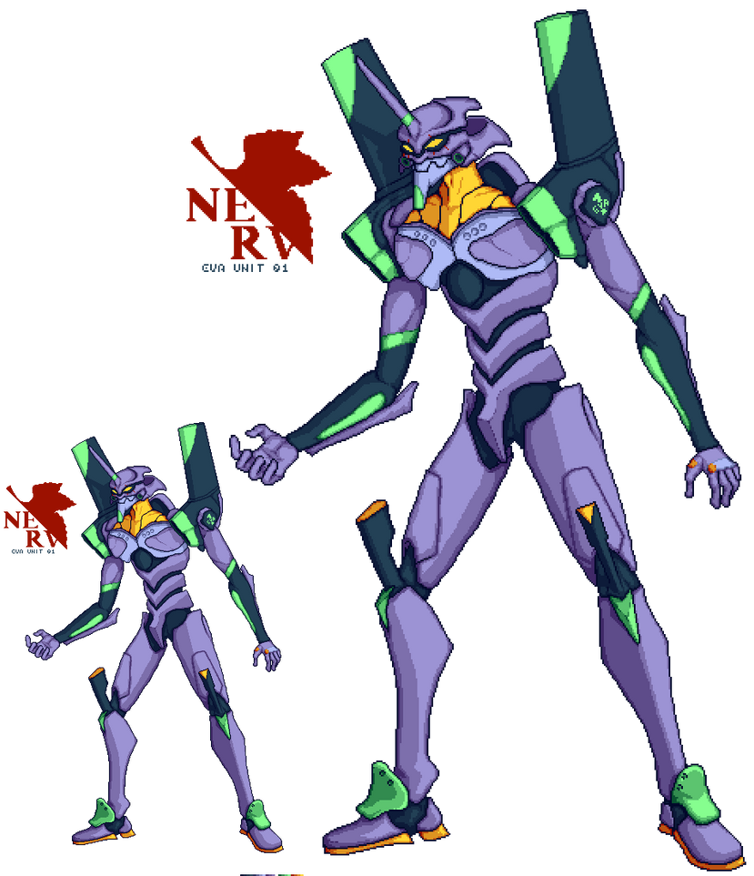 Some stuff I want to set straight  Eva_unit_01_by_pavanz-d35a60o