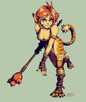 BoFII Katt by Pavanz