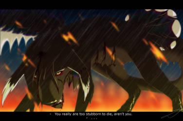 heated argument by Daemon-Illusionum