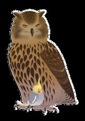 [C] touch da child n owl kill u