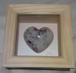 Fimo Heart by Jarreth