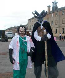 Halloween 2011 by Jarreth