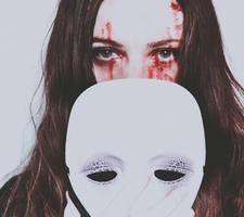 Tuesday, January 20 - The mask you wear by AlexandrinaAna