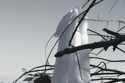 The ghost by AlexandrinaAna