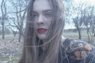 The wind by AlexandrinaAna