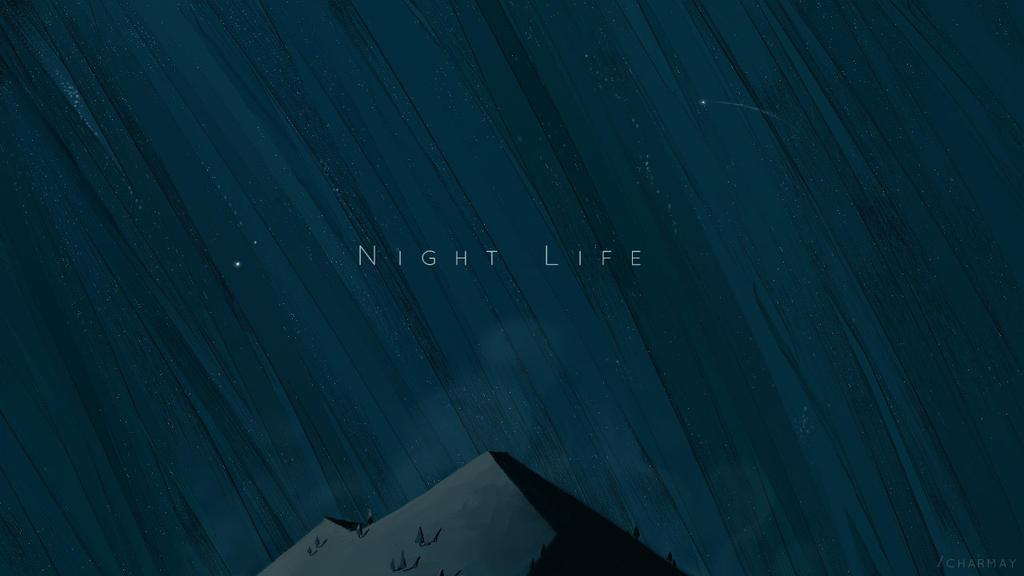 Nightlife by charmay