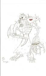 skull warrior