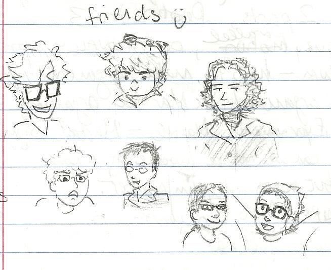 friends c: by AsplodedKeruri