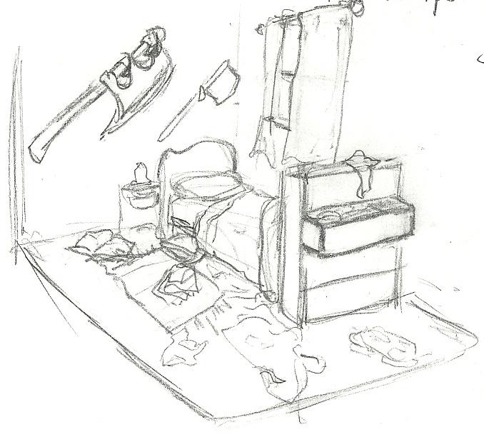 Faenon's room by AsplodedKeruri
