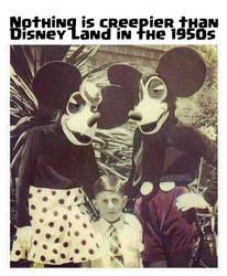Creepy Disney Land by KneelB4Zod71