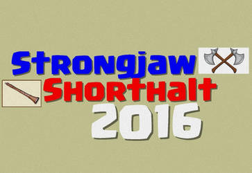 StrongjawShorthalt2016 by KneelB4Zod71