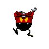 Dancin' Eggman by Smashchu