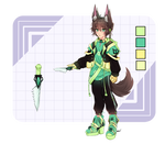 [OPEN] BLM Donation Auction Adopt 04 by jurric