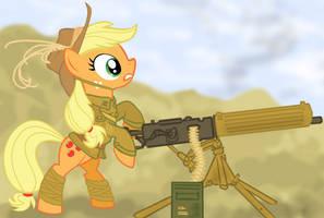Applejack of the Australian Light Horse