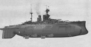 Armistice-class aerodreadnought